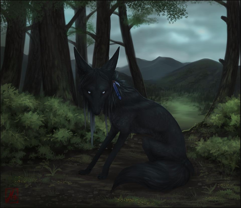 The Wild Unknown by nequita