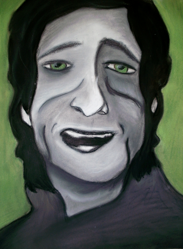 Adrien Brody: Finished Product by Pencil-Sketch