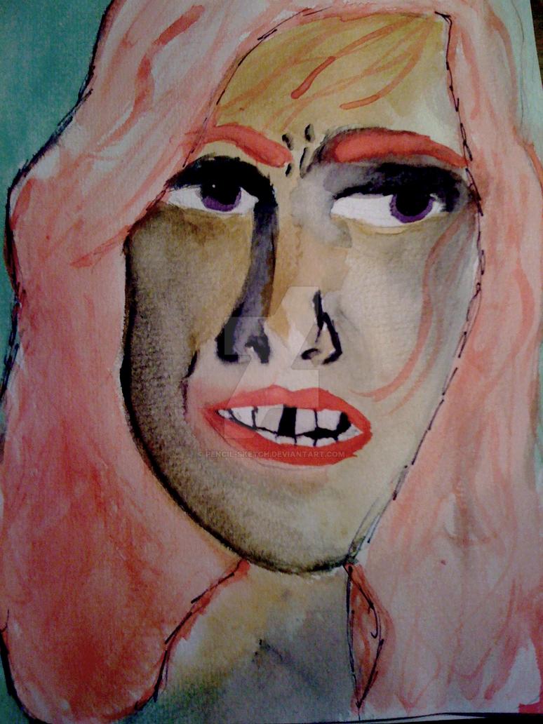 Inner Self. by Pencil-Sketch