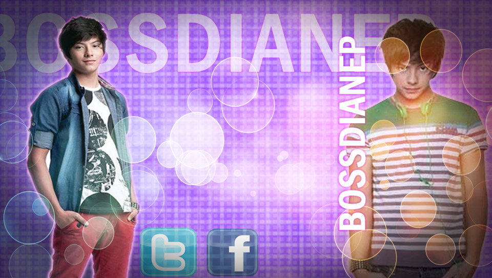 Daniel Padilla Twitter Background For Free by ...