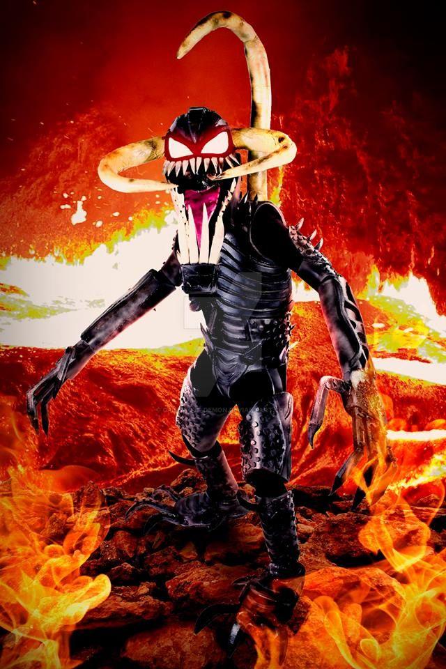 My Fiance Cosplay (Violator) by Grim-Wolf-Demon