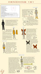 Henchman Costume Tutorial by ticticai