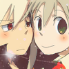 Icon Soul and Maka by FrancyChan