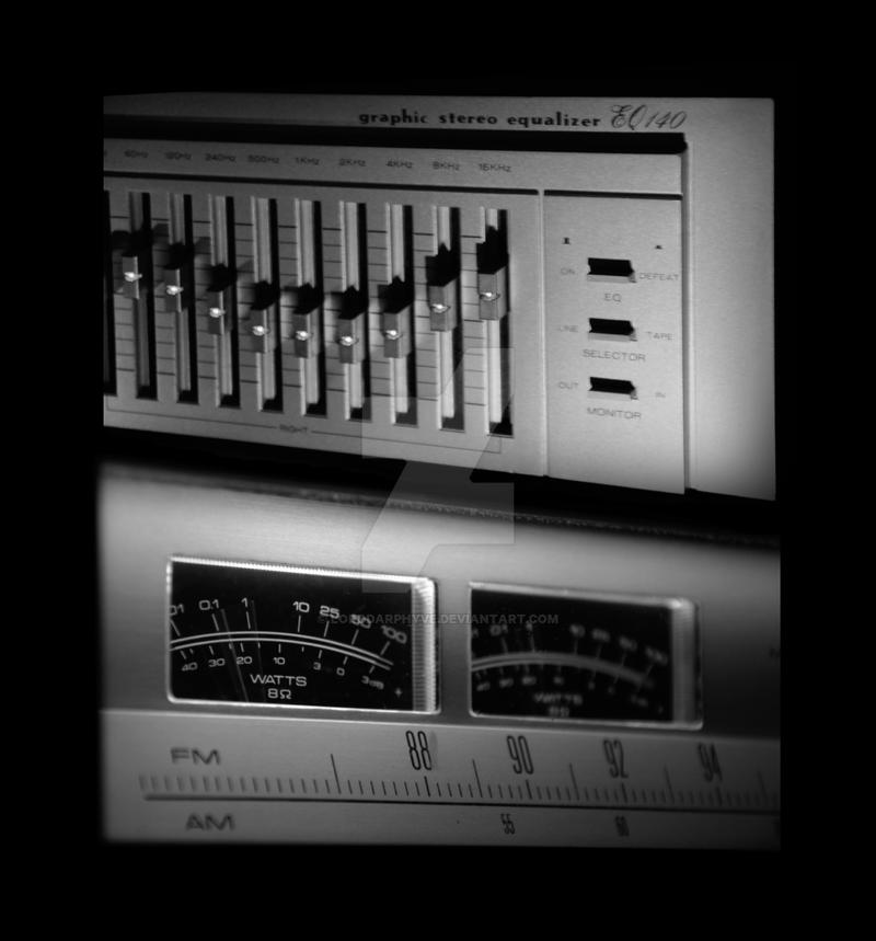 Old School Audio by Lorddarphyve