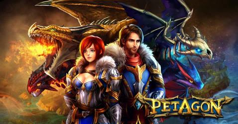 Petagon by OrionArtsStudio
