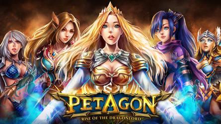 Petagon Screenshot 1 by OrionArtsStudio