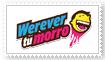 Werevertumorro Stamp by Mari-Rocks