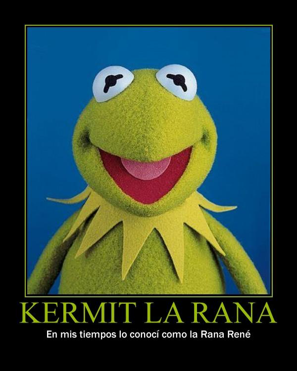 Kermit the Frog demotivational by Mari-Rocks