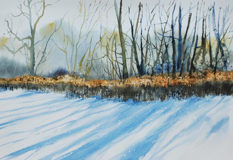 Winter by sezarka