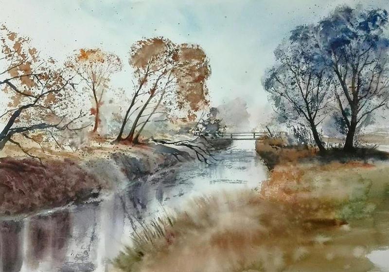 Little bridge by sezarka