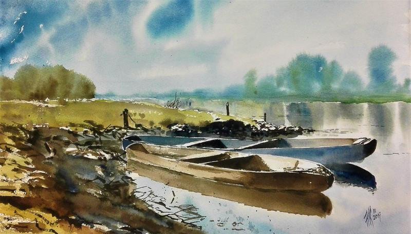 Boats by sezarka