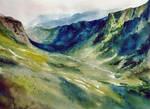 Roztoka Valley