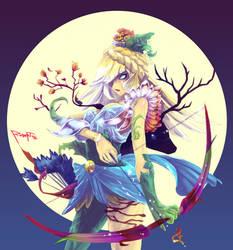 Artemis by Roberto009
