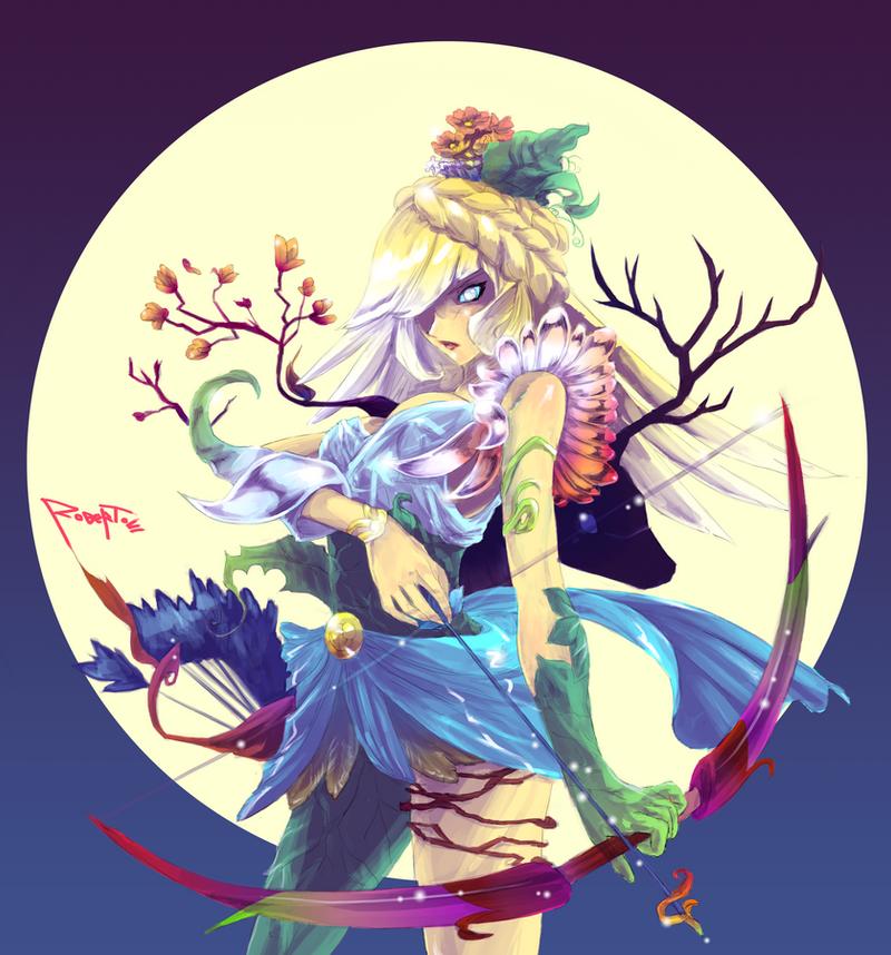 Artemis by Roberto009 on deviantART