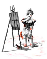 Ms Bad Painter