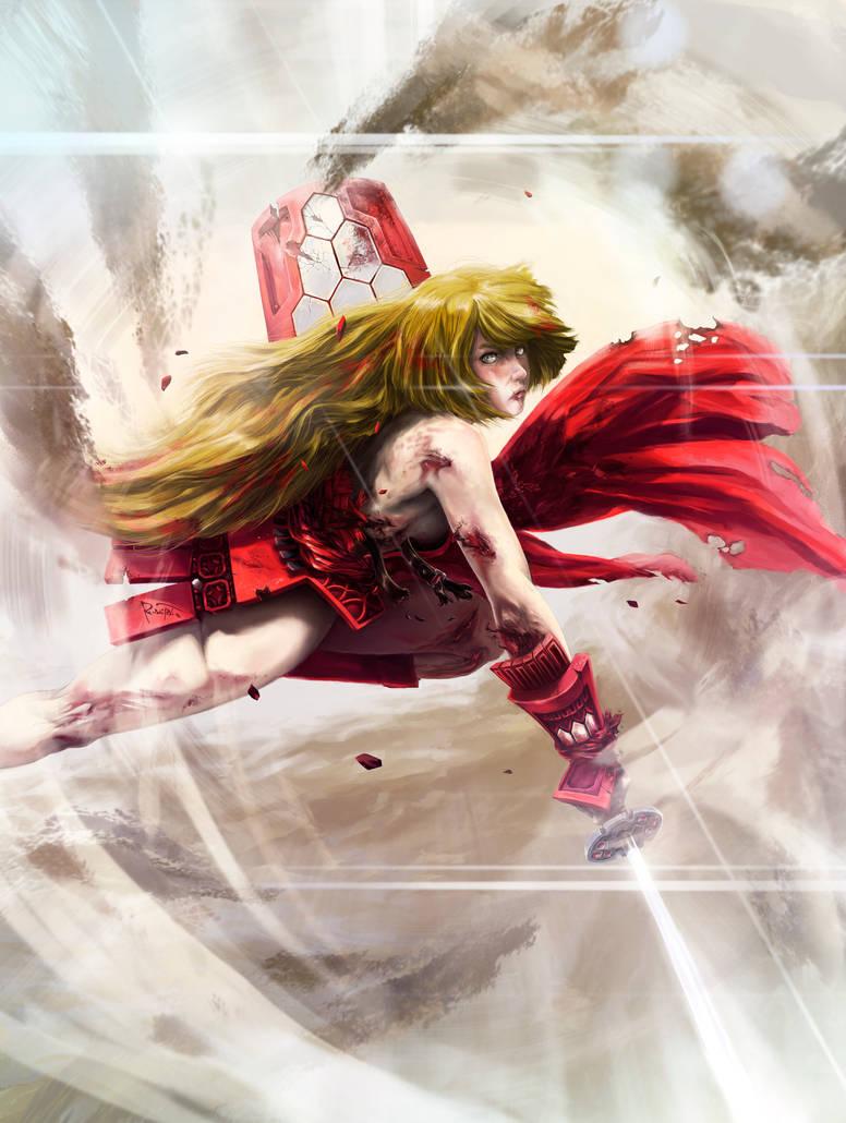 Last Battle of the Red Samurai