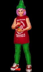 You had me at Sriracha by Rhycicle