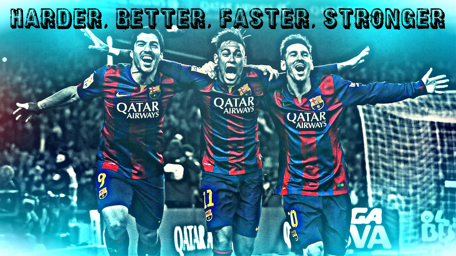 Leo10thebest Suarez Neymar And Messi By