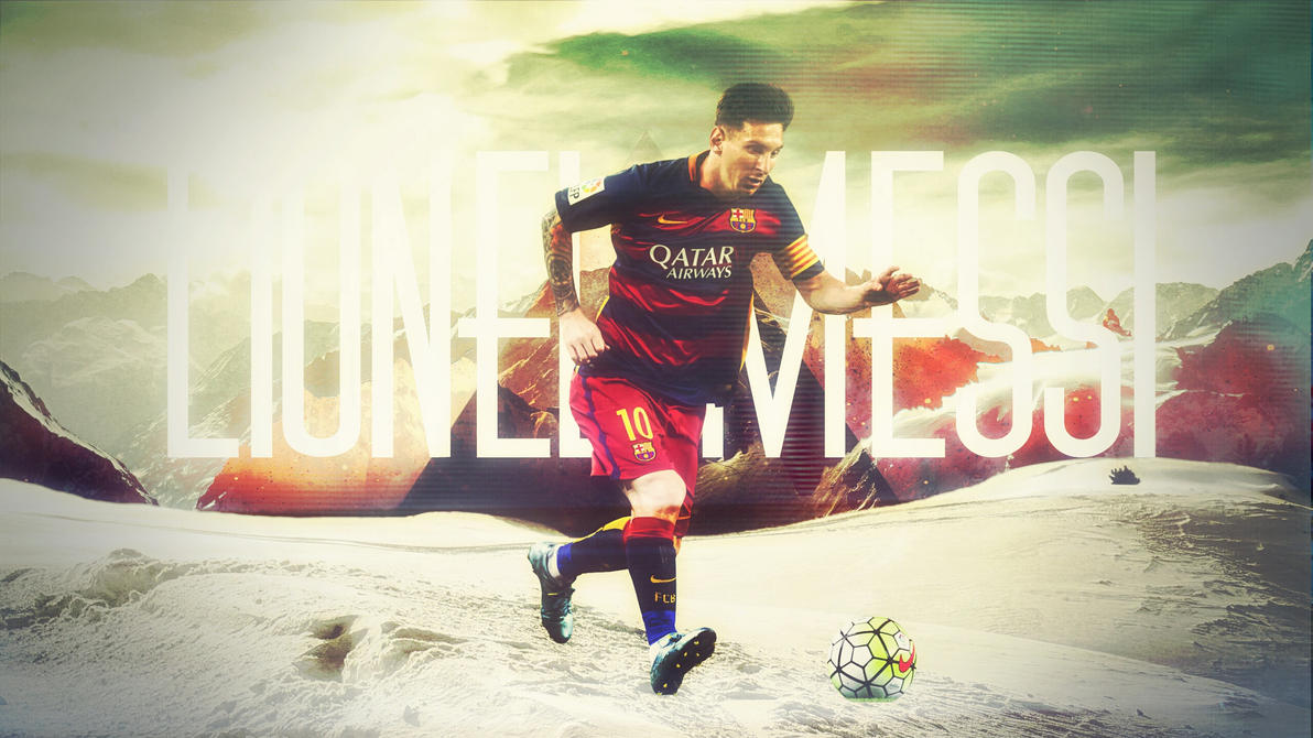 Lionel Messi Wallpaper 2015 By Leo10thebest On DeviantArt