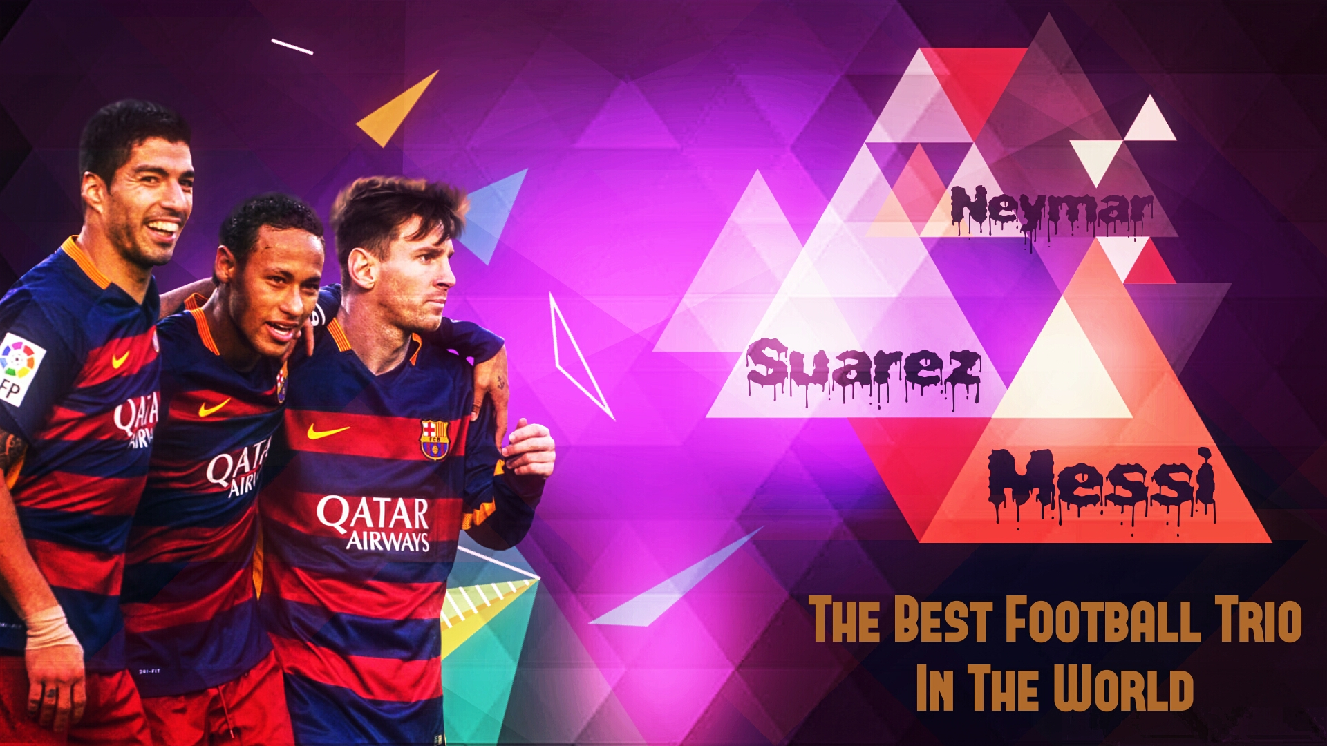 The Best Football Trio In World