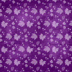 Purple Texture Faded Leaves by rosebfischer