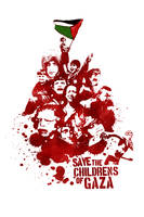 Save the Childrens of Gaza by alienbiru