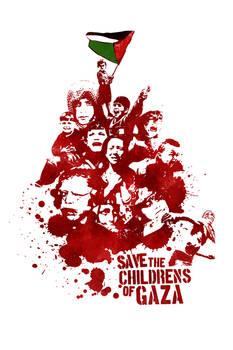 Save the Childrens of Gaza