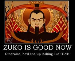 Zuko's TRUE switcheroo by Zutarianartist