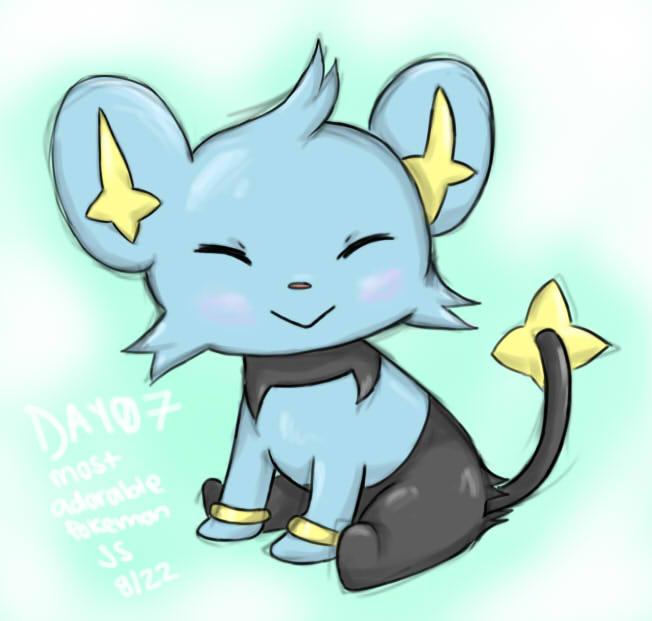 Day 07 most adorable pokemon by breadmonkey22 on deviantart - The most adorable pokemon ...