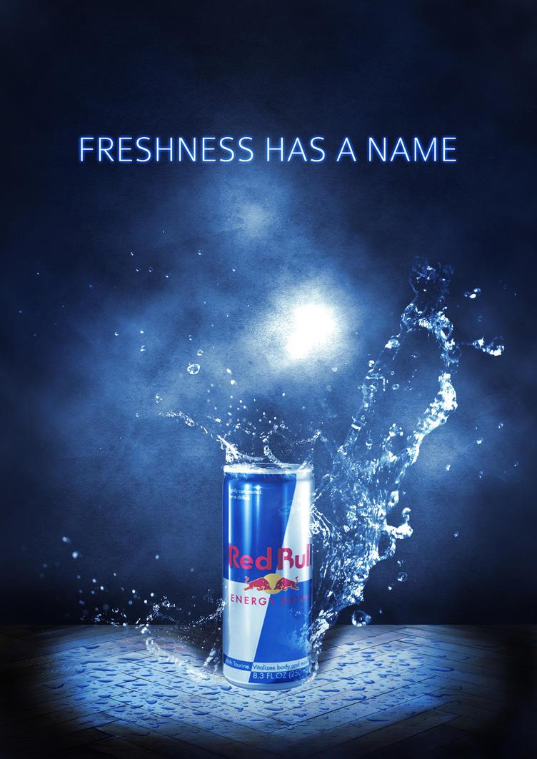 Red Bull Advertisement Logo A4 by Vusak11 on DeviantArt Red Bull Wallpaper