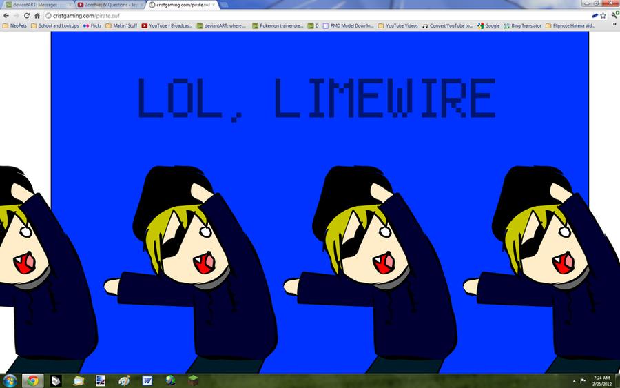 Limewire Pirate Free