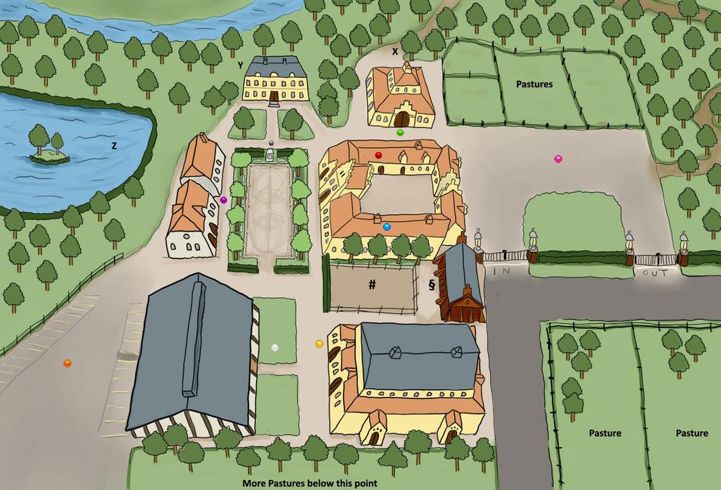 Svedala Export Farm Layout By Decors On Deviantart