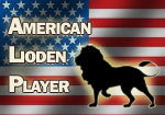 American Lioden Player - stamp by decors