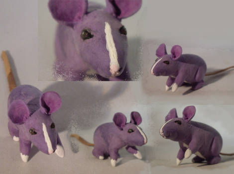 Just a little clayrat