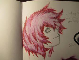 Art sketch by dcgamergirl