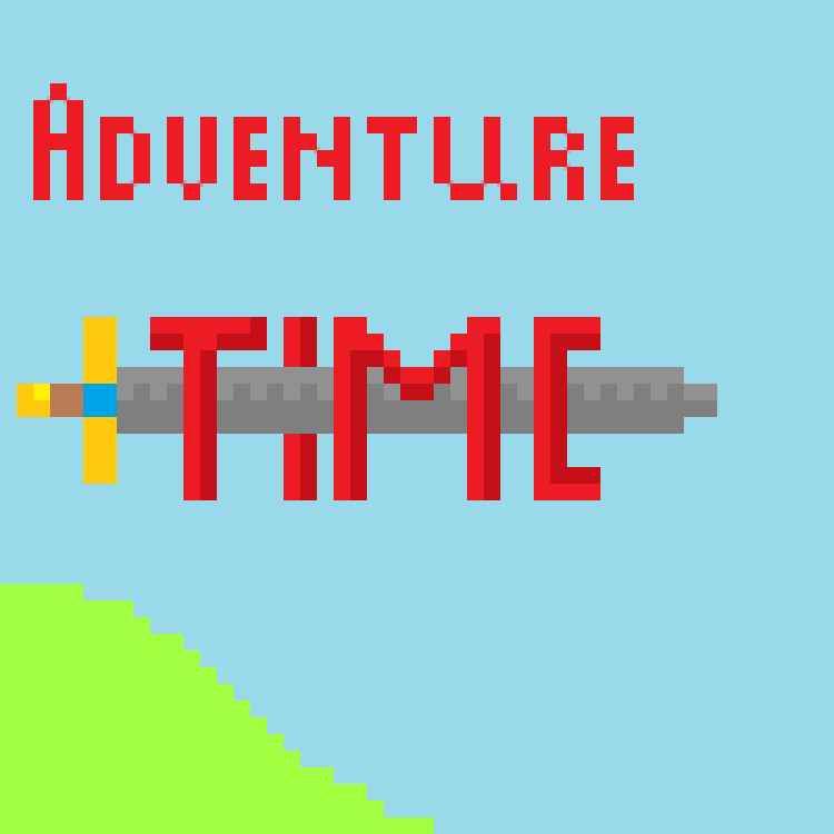 Pictures Of Simple Pixel Art On Grid Adventure Time Kidskunst Info