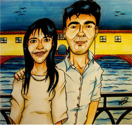 Couple by Pamanes14