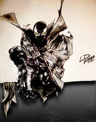 Spawn4 by Pamanes14
