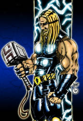 Orona's Thor version by Pamanes14