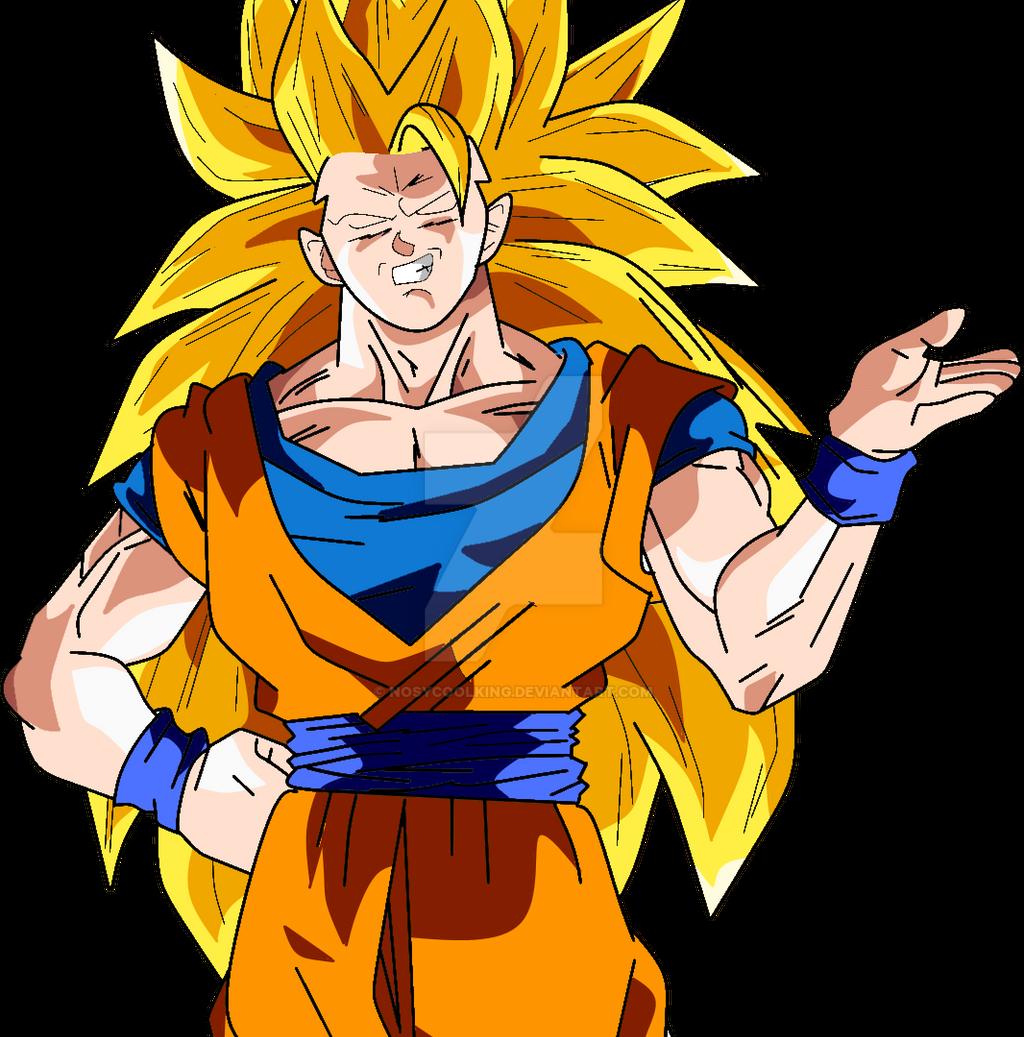 Super Saiyan 3 Goku ( ...