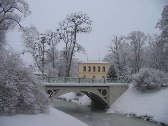 Silver Bridge by Mickeye