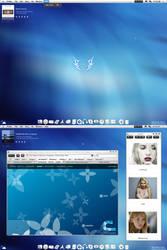 Eternal desktop by Mickeye