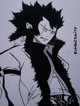 Cobra From Fairy Tail :D