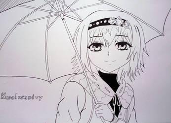 Hinami Fueguchi -Tokyo Ghoul :)