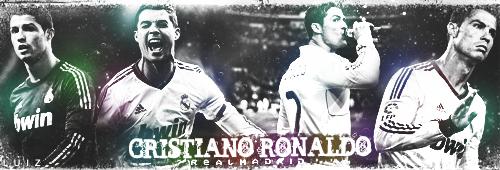 Ronaldo by luizforever
