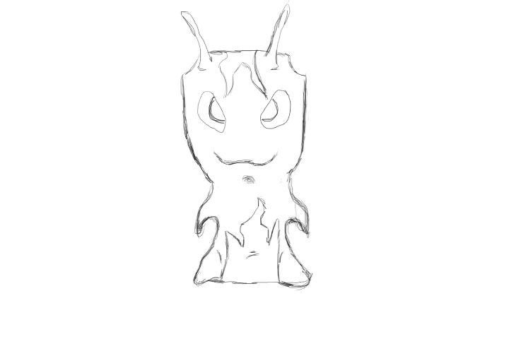 How to draw slugterra burpy