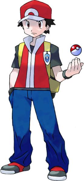 Zapisy! Pokemon_trainer_red_in_color_by_redgaijin1991-d3hdfke