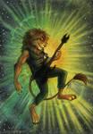 Art by Amaryllex: Heavy Metal Universe