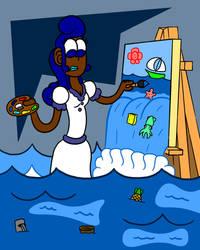 Rachael Opal Ver. 3 by Cloudcuckooman