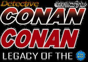 Detective Conan - Imagen Vectorial